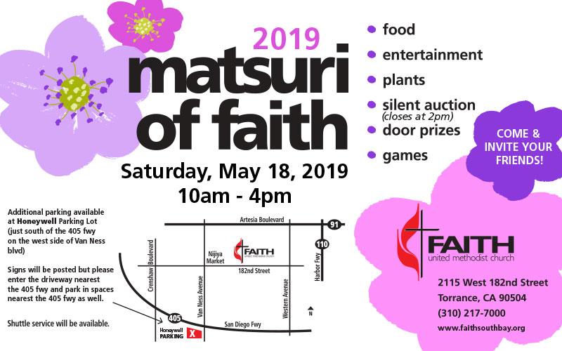 Matsuri of Faith 2019